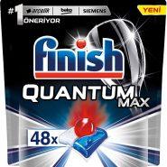 قرص ماشین ظرفشویی فینیش کوانتوم مکس 48 عددی Finish Quantum Maxطرح اورجینال