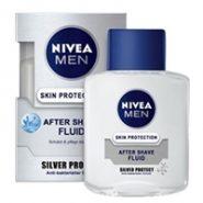 افتر شیو Silver Protect Fluid نیوآ (Nivea)