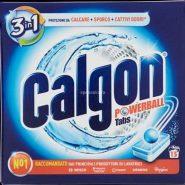 قرص جرم گیر ماشین لباسشویی کالگون Calgon بسته 15 عددی