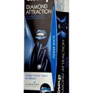 خمیر دندان سفید کننده Diamond Attraction کلوز آپ
