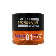 ژل مو شماره 01 سفت کننده آگیوا Agiva