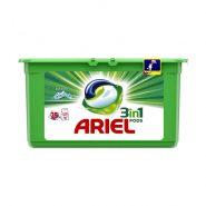 قرص ماشین لباسشویی آریل بسته 35 عددی Ariel 3in1 Pods