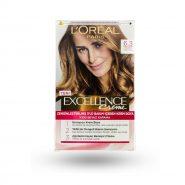 کیت رنگ مو لورآلloreal سری EXCELLENCE شماره 6.3