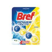 ضد عفونی کننده و خوشبو کننده توپی-BREF- مخصوص توالت فرنگی لیمویی برف (Bref)