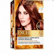 کیت رنگ موی لورل پاریس مدل Excellence شماره 5.52
