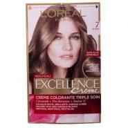 کیت رنگ موloreal لورآل مدل Excellence شماره 7