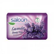 صابون آرایشی سالون SALOON اسانس اسطوخودوس 6 عددی 450 گرم