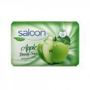 صابون آرایشی سالون SALOON اسانس سیب 6 عددی 450 گرم