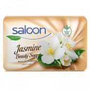 صابون آرایشی سالون SALOON اسانس یاسمن 6 عددی 450 گرم