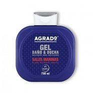 شامپو بدن آگرادو AGADO مدل SALES MARINALS حجم 750 میل محصول کشور اسپانیا