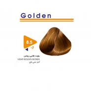 رنگ موی ویتامول شماره ی 8.5 بلوند طلایی روشن VITAMOL