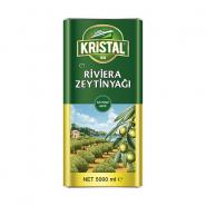 روغن زیتون کریستال ۵لیتری .Crystal Olive Oil5 Liters.