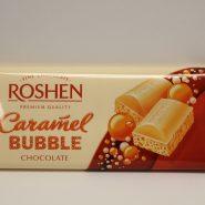 شکلات تخته ای کاراملی روشن ROSHEN