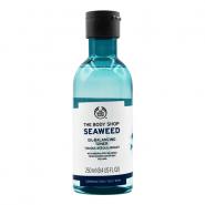 تونر جلبك دريايي seaweed (سی وید) بادی شاپ حجم 250 میل محصول کشور انگلستان