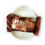 ویفر شکلاتی مغز دار روسی آکوها Otaomu بسته ی یک کیلویی