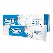 خمیر دندان اورال بی Oral-B مدل Complete Extra white حجم 100 میل