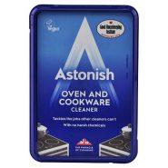خمیر پاک کننده گاز و سینک و فر( ASTONISH )محصول کشور انگلستان