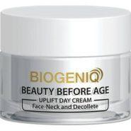 کرم ضد پیری (روز) بیوژنیک  BIOGENIQ  حجم 50 میلی لیتر