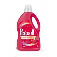 مایع ماشین لباسشویی ۳لیتر محافظ رنگ حساس پروول Perwoll