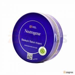 کرم مراقبتی و تغذیه کننده نوتروژینا NEUTROGENA مناسب پوست خشک حجم 200میلی
